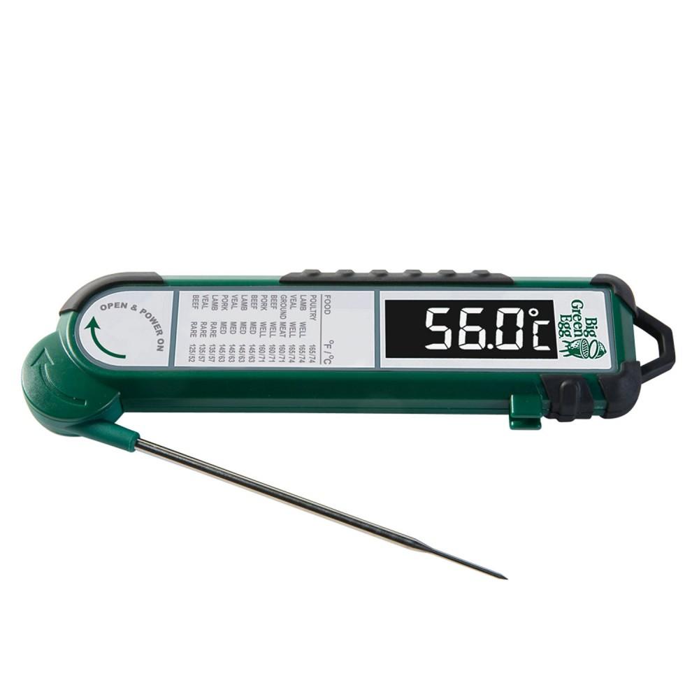 Профессиональный цифровой термометр для гриля Big Green Egg
