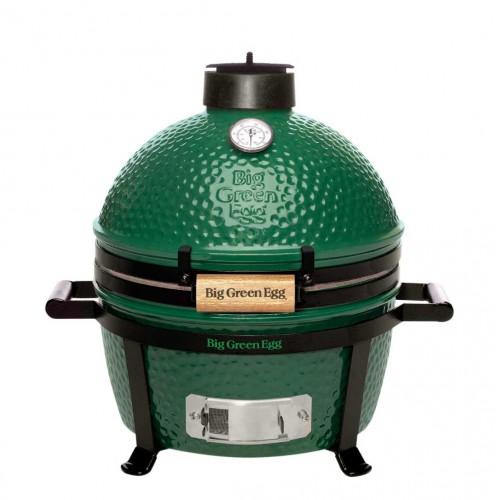Керамический угольный гриль Big Green Egg Mini MAX