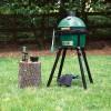 Керамический угольный гриль Big Green Egg Mini MAX фото_4