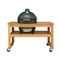 Стол из акации для Big Green Egg XL