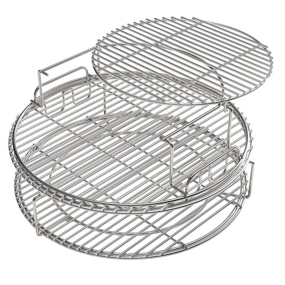 EGGspander Kit Многофункциональная решетка на 5 позици Big Green Egg L
