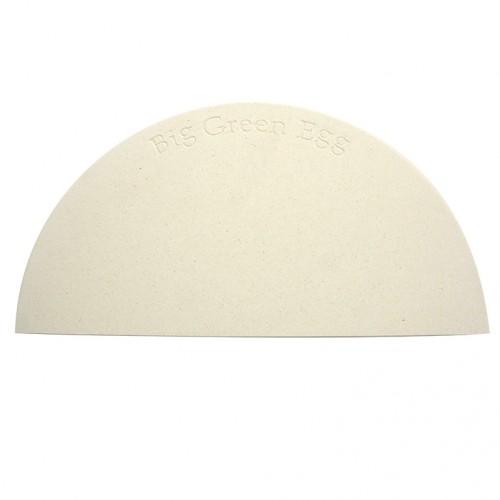 Камень керамический полукруглый для Big Green Egg XL