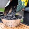 Корзина для угля из нержавеющей стали для Medium Big Green Egg фото_2