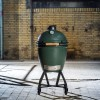 Керамический угольный гриль Big Green Egg Large фото_3