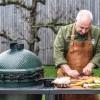 Керамический угольный гриль Big Green Egg Large фото_4