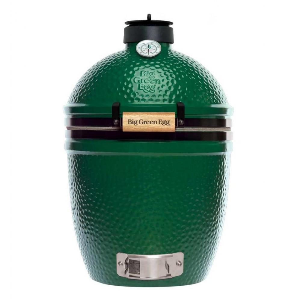 Керамический угольный гриль Big Green Egg Medium