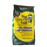 Органический древесный уголь для гриля Big Green Egg 9 кг