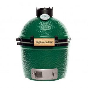 Керамический угольный гриль Big Green Egg Mini