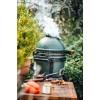 Керамический угольный гриль Big Green Egg Mini фото_5