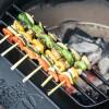 Чугунная решетка для приготовления на деревянных шампурах, Big Green Egg фото_3