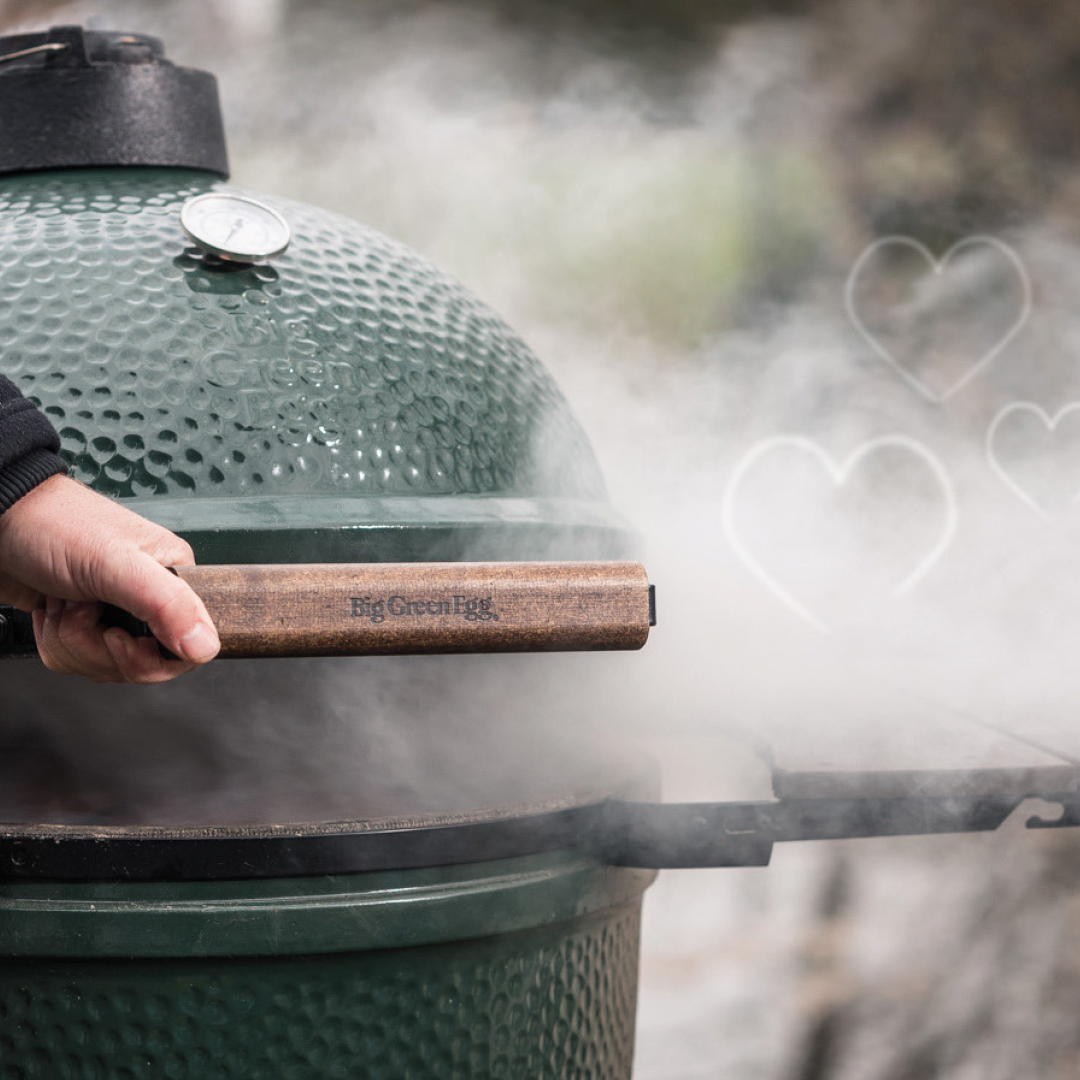 Копчение на Big Green Egg