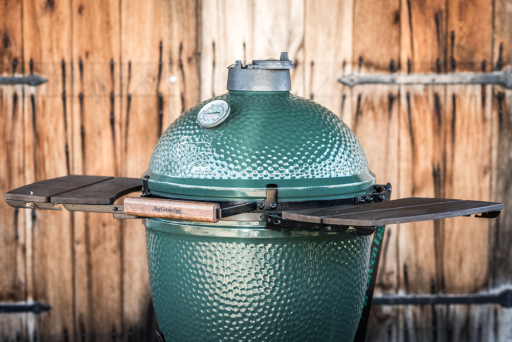 Копчение BigGreenEgg
